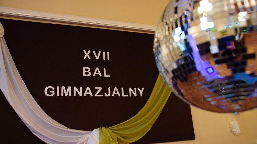 XVII Bal Gimnazjalny – 02.02.2019r.