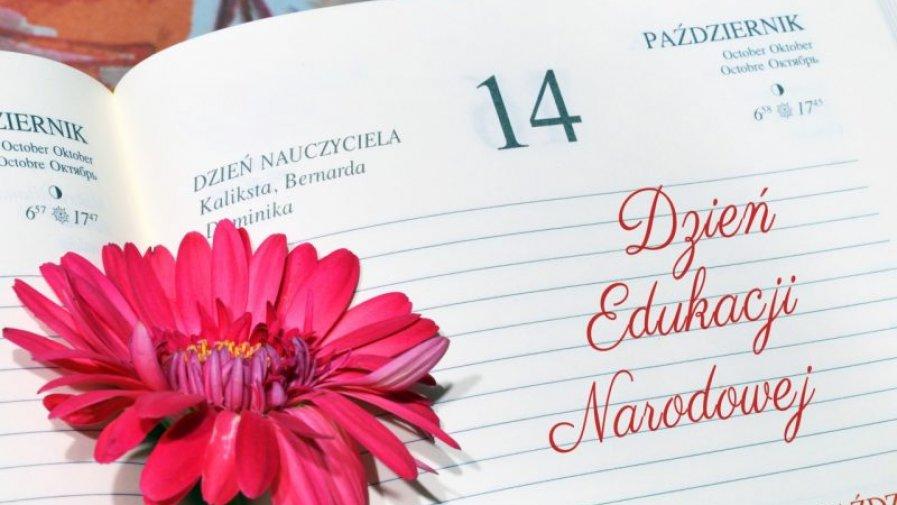 14  X 2019 r  Dzień Edukacji  Narodowej