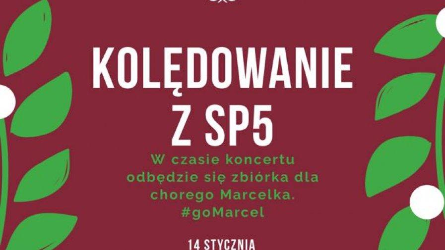 Koncert kolęd w SP5  14 I 2020